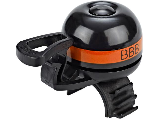 BBB EasyFit Deluxe BBB-14 Klingel orange